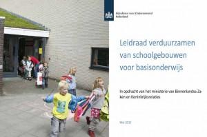 Leidraad verduurzamen schoolgebouwen - ref